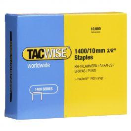 10mm 1400 Series Galvanised Fine Wire Staples (10,000)