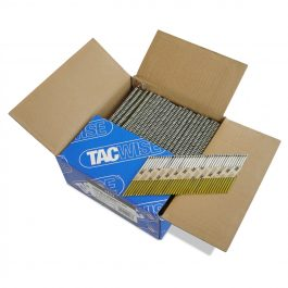 3.1 x 75mm Extra Galvanised Ring 34 Degree Paper Collated Strip Nails (2200)