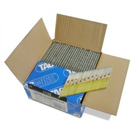 3.1 x 90mm Extra Galvanised Smooth 34 Degree Paper Collated Strip Nails (2200)