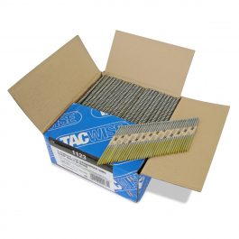 3.1 x 90mm Extra Galvanised Ring 34 Degree Paper Collated Strip Nails (2200)